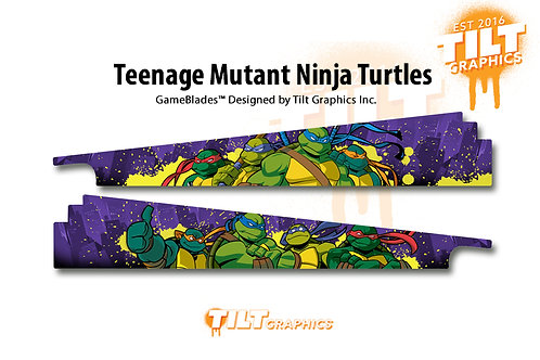 Teenage Mutant Ninja Turtles: Purple GameBlades™