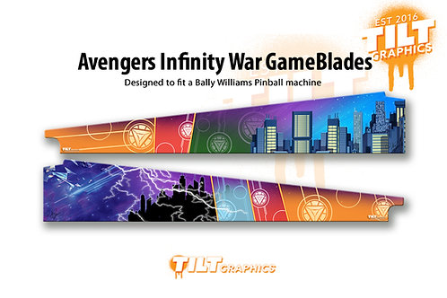 Avengers Infinity Quest Inspired: Minus GameBlades™