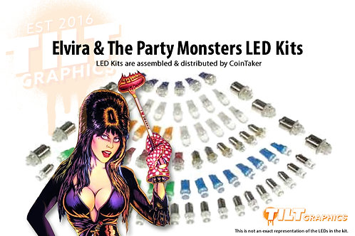 Elvira and the Party Monsters LED Kits