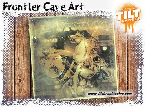 """Frontier Cave Art: 8""""x8"""""""