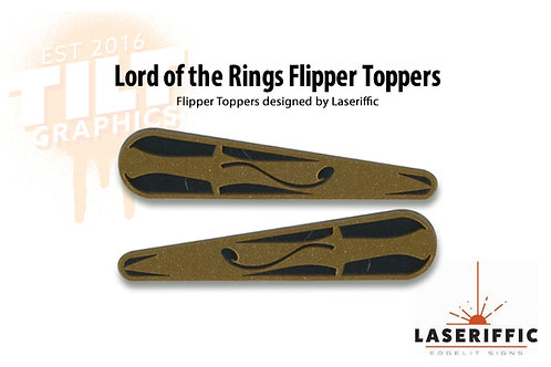 Lord of the Rings Flipper Toppers