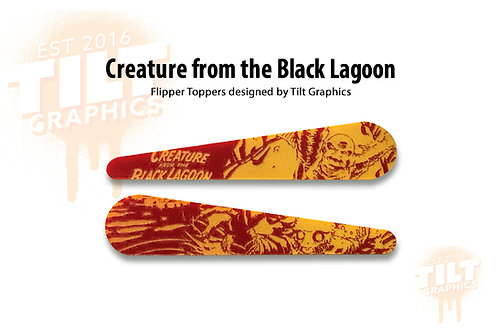 Creature from the Black Lagoon: TG-Flipper Toppers