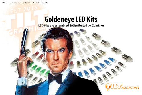 Goldeneye LED Kits