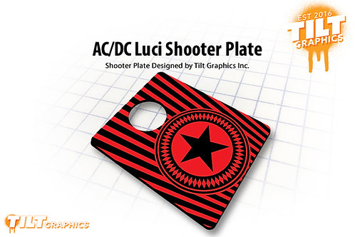 AC/DC Luci Shooter Plate