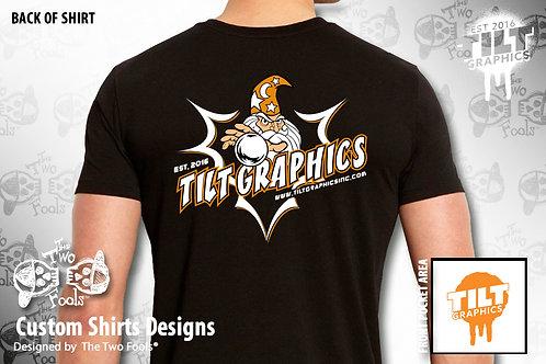 Tilt Wizard T-Shirt