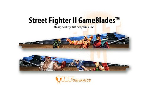 Street Fighter II: GameBlades™