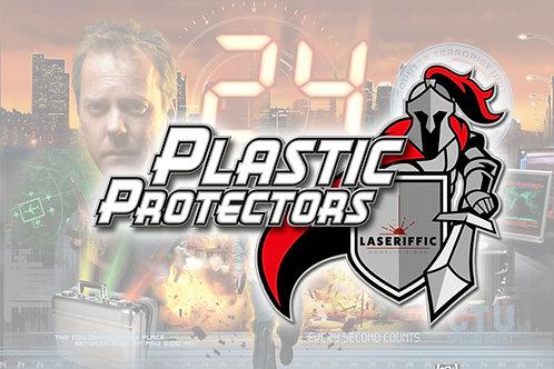 24 Plastic Protector Set