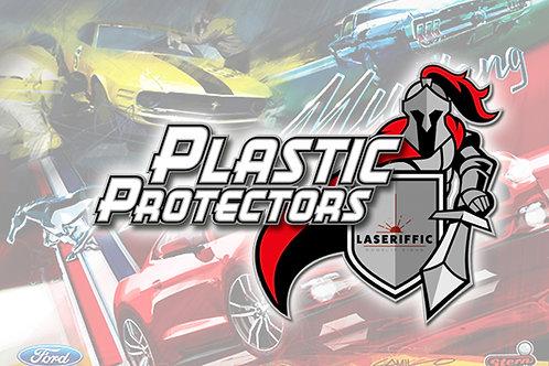 Mustang Plastic Protector Set