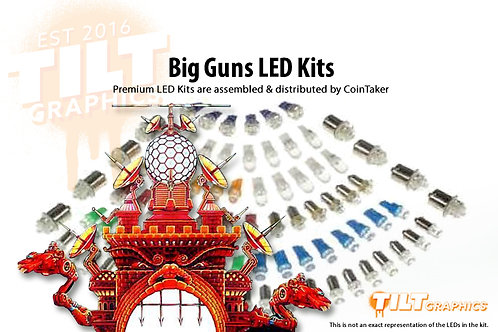 Big Guns LED Kits