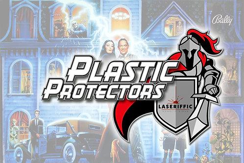 Addams Family Plastic Protector Set