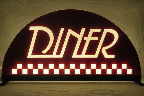Diner Topper - Made in the USA