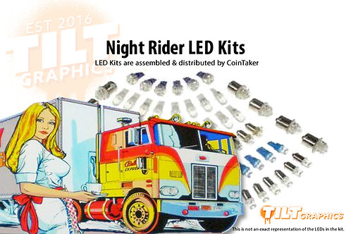 Night Rider LED Kits
