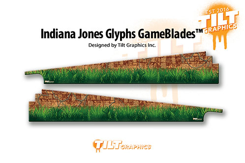 Indiana Jones: Glyphs GameBlades™