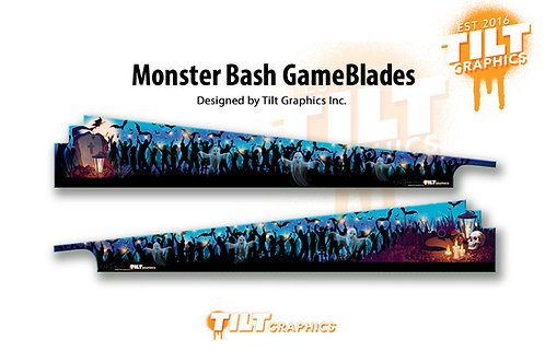 Monster Bash GameBlades™ - Stern