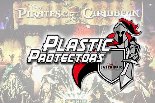 Pirates of the Caribbean: Stern Plastic Set
