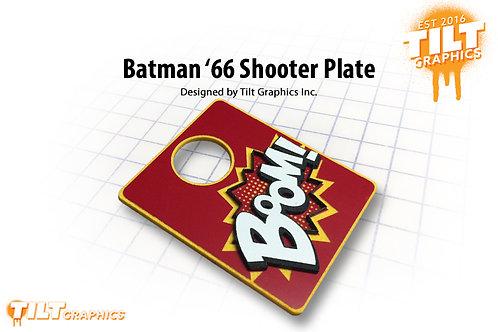 """Batman '66 3D """"Boom!"""" Shooter Plate"""