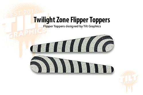 Twilight Zone TG-Flipper Toppers