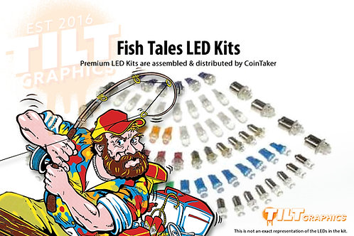Fish Tales LED Kits