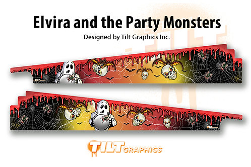 Elvira and the Party Monsters: Blood GameBlades™