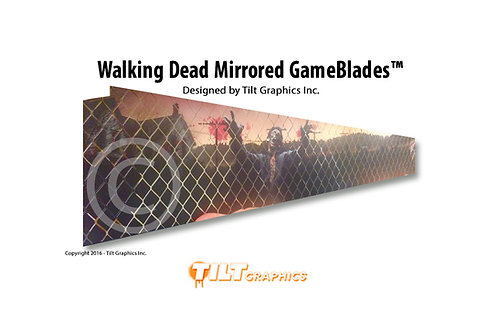 The Walking Dead MirrorBlades™