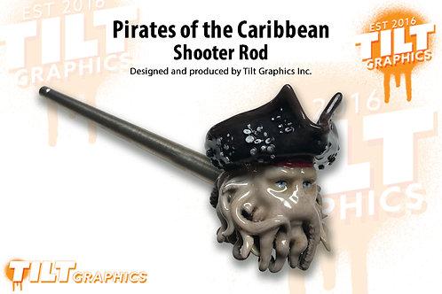 Pirates of the Caribbean Davy Jones Shooter Rod