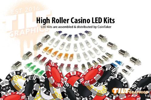 High Roller Casino LED Kits