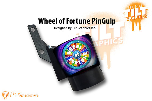 Wheel of Fortune PinGulp Beverage Caddy