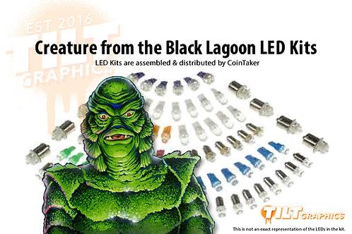 Creature for the Black Lagoon LED Kits