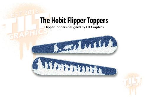 The Hobbit: The Fellowship Flipper Toppers