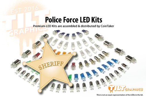 Police Force LED Kits
