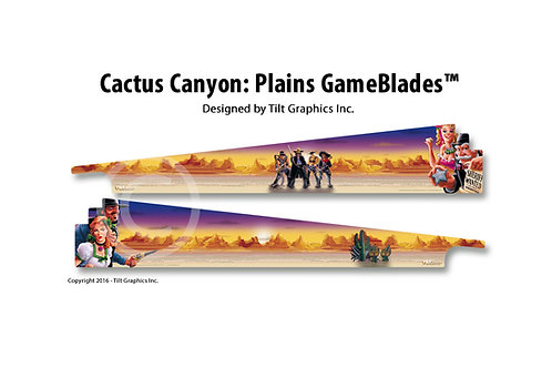 Cactus Canyon: Plains GameBlades™