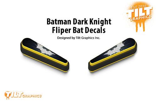 Batman the Dark Knight Flipper Bat Decals
