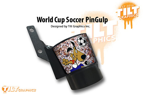 World Cup Soccer: Crowd PinGulp Beverage Caddy