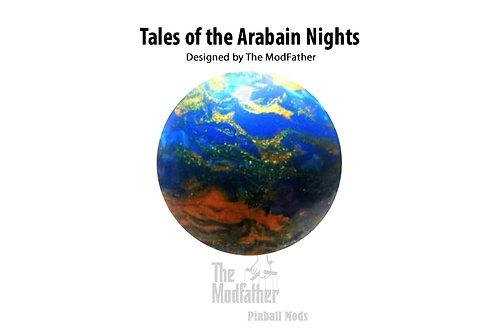 Tales of the Arabian Nights Custom Shooter Rod