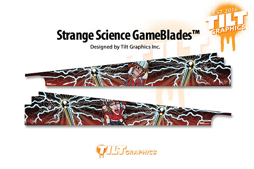 Strange Science GameBlades™