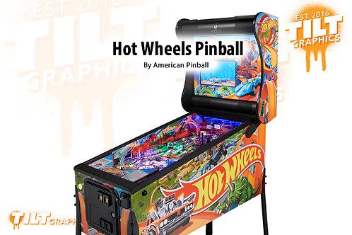 Hot Wheels Pinball by American Pinball