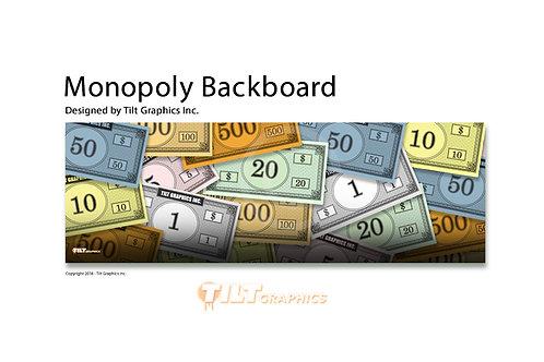 Monopoly: Money Backboard