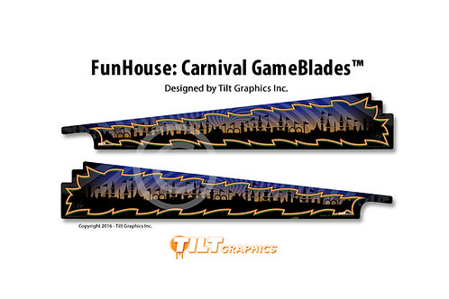 Funhouse: Carnival GameBlades™