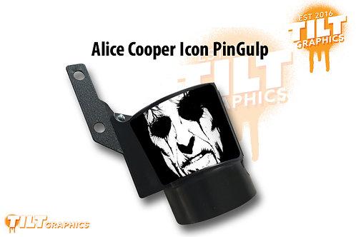 Alice Cooper: Icon PinGulp Beverage Caddy