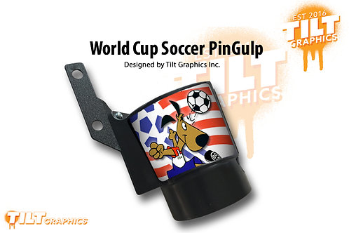 World Cup Soccer: USA PinGulp Beverage Caddy