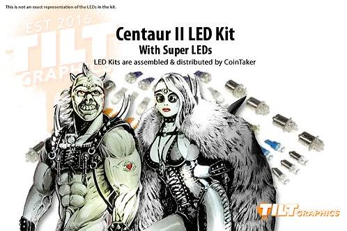 Centaur II LED Kit with Super LEDs