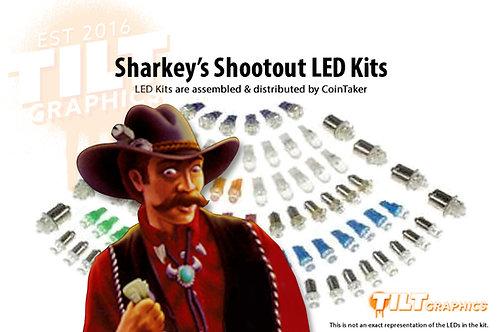 Sharkey's Shootout LED Kits