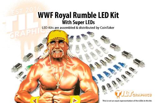 WWF Royal Rumble LED Kits