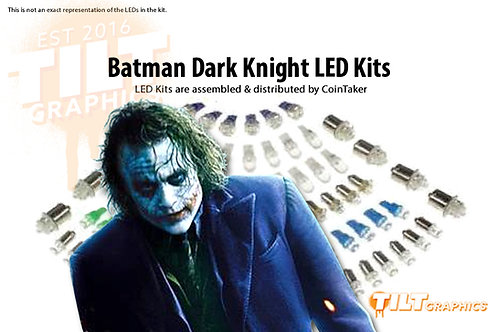 Batman Dark Knight LED Kits