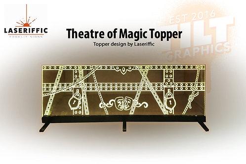 Theatre of Magic Pinball Topper