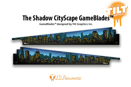 The Shadow CityScape GameBlades™