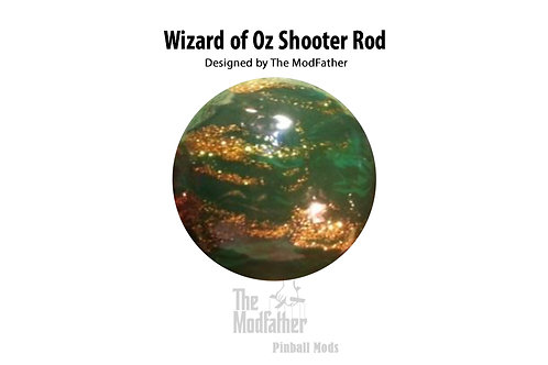 Wizard of Oz Custom Shooter Rod