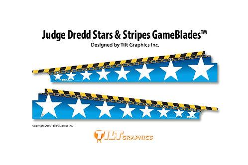 Judge Dredd: Stars and Stripes GameBlades™