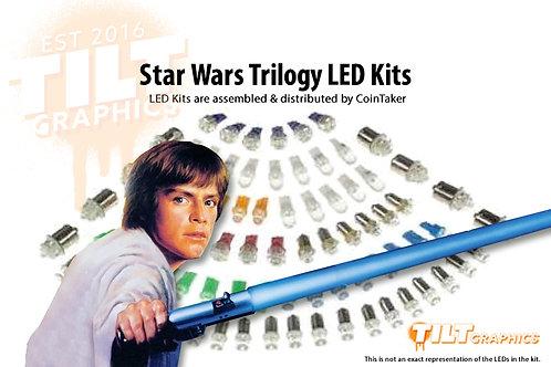 Star Wars Trilogy LED Kits