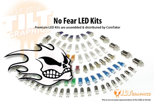 No Fear LED Kits